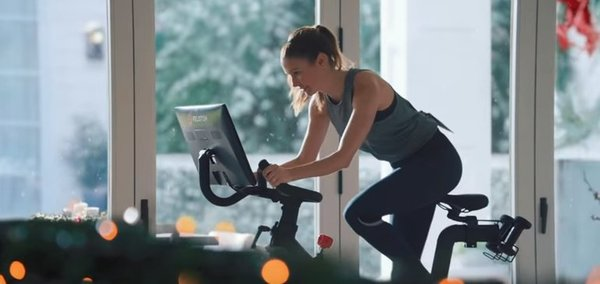 Peloton hits brakes on marketing as at-home fitness sells itself
