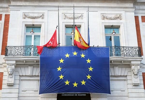 Gemeentehuis Madrid - Foto Rop Zoutberg