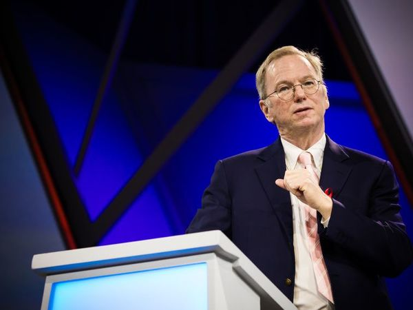 Eric Schmidt, who led Google's transformation into a tech giant, has left the company