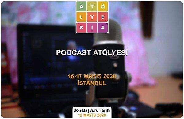 Podcast Akademi ve Bianet ikinci etkinliğini düzenliyor.