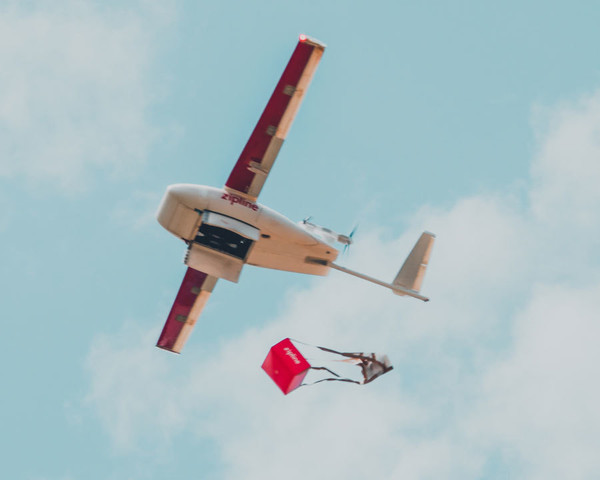 Medical delivery drones are helping fight COVID-19 in Africa, and soon the US
