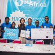 HackforGood 2018 - Transforming the continent's narrative from aid to Africa to made in Africa