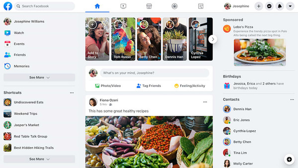 Facebook's redesigned website finally starts rolling out to everyone
