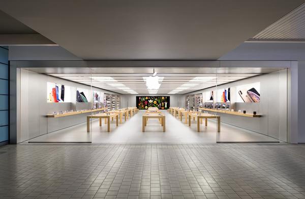 Apple to begin reopening stores in US next week