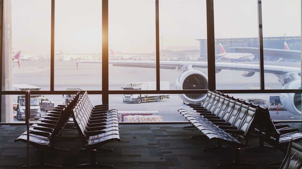 The Surprising—and Sneaky—Reason Why Airports Are Carpeted