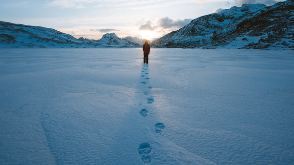 Footsteps - Credit: Simon Migaj on Unsplash