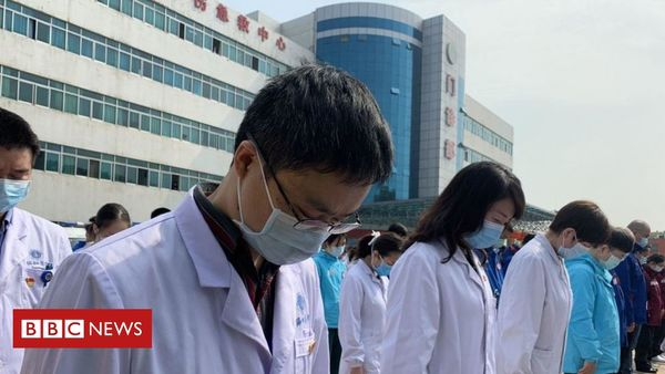 Chinese official admits health system weaknesses