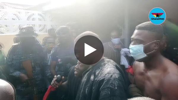 Okuapeman installs Odehye Kwadwo Kesse as new Okuapehene