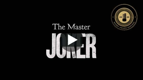 THE MASTER JOKER (Trailer mashup of THE MASTER and JOKER) on Vimeo