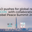 ICON DAO Pushing Global Recognition of ICON Network: Nobel Peace Summit Use of Blockchain Services.