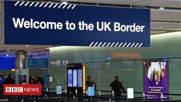 Coronavirus: French passengers exempt from UK quarantine plans