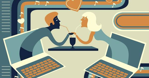 Dating during quarantine might us better at choosing a partner