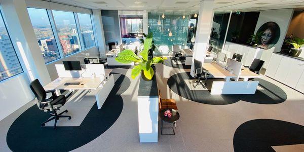 Reopening the Coronavirus-Era Office: One-Person Elevators, No Cafeterias