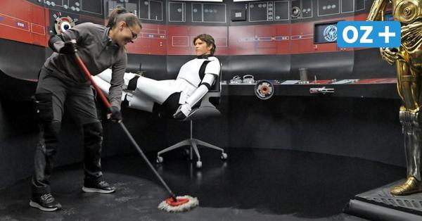 Neustart für Star-Wars-Ausstellung in Dassow: Der Krieg der Sterne geht weiter