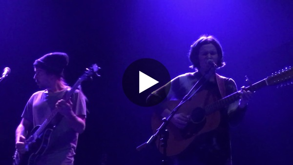Big Thief Live - Love in Mine (New Song) - 9:30 Club Washington DC - 10/21/18