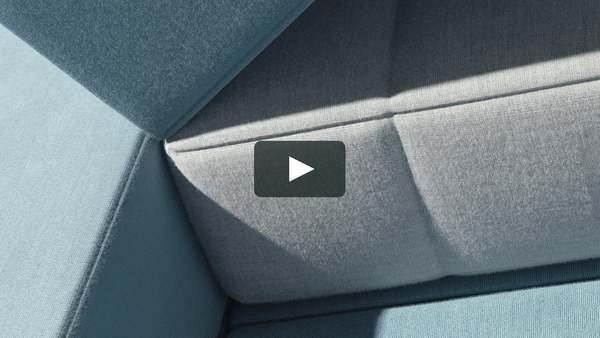 Voxel Sofa by Bjarke Ingels Group on Vimeo