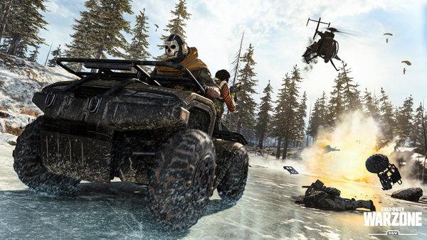 Verstappen en Norris spelen ook Call of Duty: Warzone - WANT