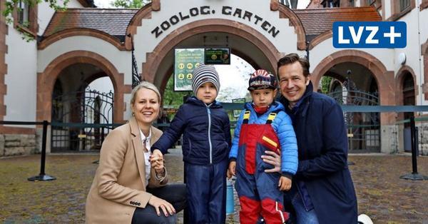 Wiedereröffnung läuft! - Im Zoo Leipzig ist Draußen alles für die Familie drin