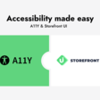 How Storefront UI solves website accessibility issues with custom directives