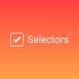 UI cheat sheet: radio buttons, checkboxes, and other selectors
