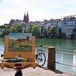 En Plein Air by the Rhine River in Basel Switzerland   Creative Potager
