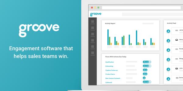 Groove raises $12 million to automate sales engagement