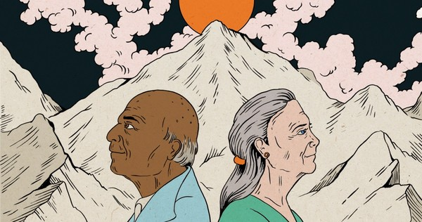 What People Who Live Long—and Through Pandemics, War, and More—Have in Common