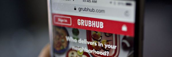 Uber Is Said to Approach Grubhub With Takeover Offer