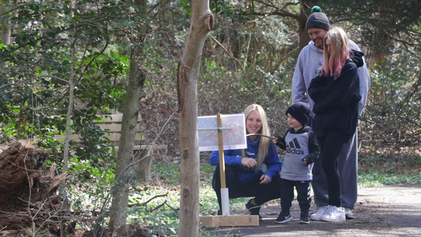 """Take a """"Story Stroll"""" for some reading and fresh air - 6abc Philadelphia"""