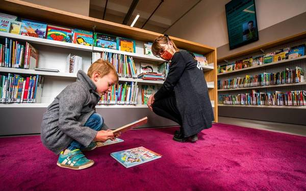 Deel bibliotheken weer open met beperkte dienstverlening - Binnenland - DVHN.nl