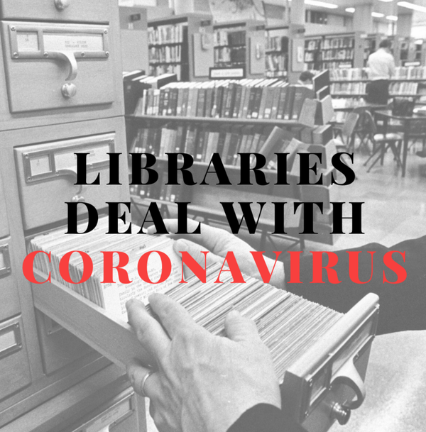 COVID-19 Infection Prevention Tips for Libraries - Jane Cowell - Medium