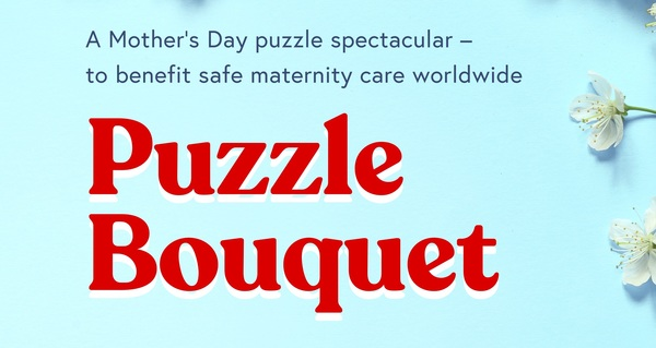 Puzzle Bouquet: A Mother's Day puzzle spectacular