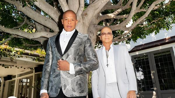 How Dr. Dre and Jimmy Iovine kickstarted a digital revolution