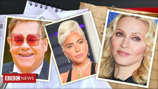 Hackers hit A-list law firm of Lady Gaga, Drake and Madonna