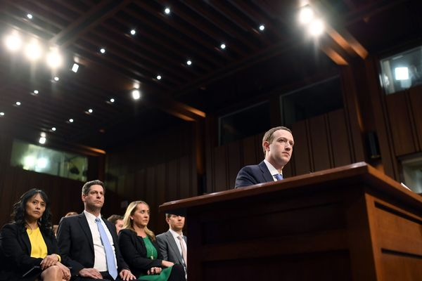 Facebook helps launch American Edge, a dark-money advocacy group for big tech