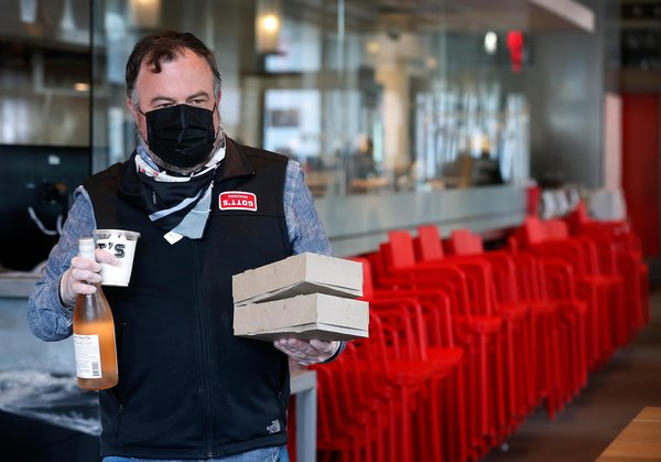 Coronavirus: New protocols outline future for California restaurants