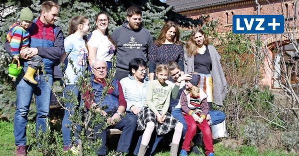 Großfamilien-Leben: So lebt die Hof-WG bei Eilenburg