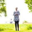 Yodit geeft Ruttes goede coronaboodschappen met liefde door aan andere Eritreërs in Nederland