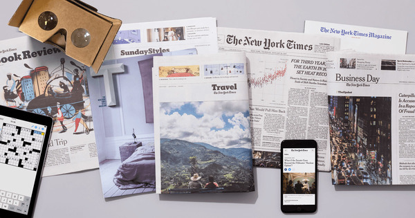 The New York Times uses spam to reach 17 million newsletter subscribers