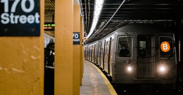 I'm a New York City Subway Conductor Who Had Covid-19