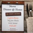 Dinner@Home - Rondom Kaag & Braassem