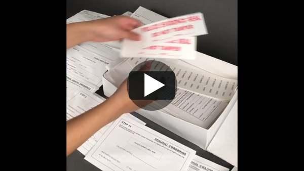 Current Rape Kit on Vimeo