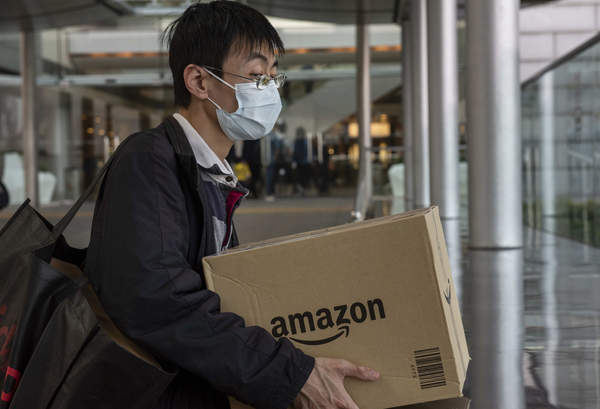 Top Amazon exec calls for federal price gouging law amid coronavirus scams