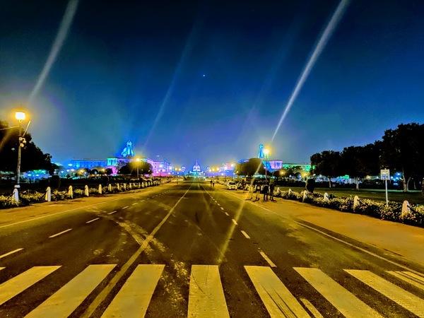 Rashtrapati Bhawan in New Delhi