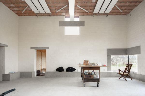 Studio SDS by GRAUX & BAEYENS