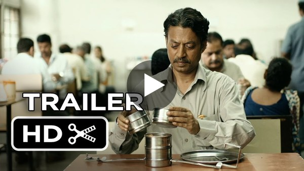 The Lunchbox Official US Release Trailer - Irrfan Khan Movie HD