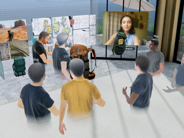 Zoom, but in VR: Why Spatial's free meeting app feels like a leap forward