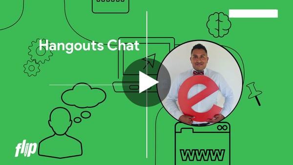 Cómo vincular bots a salas de Hangouts Chat