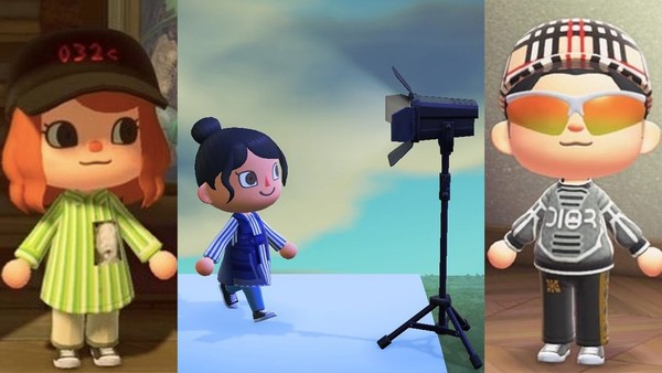 1. People are turning to Animal Crossing for their fashion fix.