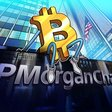 Industry heavyhitter JP Morgan to provide banking services to Crypto Exchanges like Gemini and Coinbase
